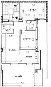 Superb Appartamento Al Primo Piano